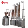 1000L commercial whisky vodka copper distillery equipment for sale