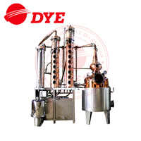 500L vodka distilling machine still equipment