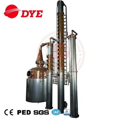 1000L vodka distillery distillation equipment for sale
