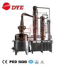 240gallon vodka copper distilling equipment for sale