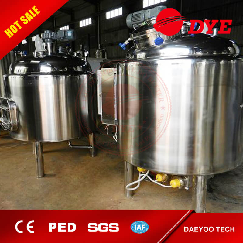 Stainless Steel 304 Commercial Beer Brewery Equipment