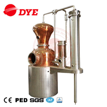 500L Gin Distillery Equipment with Gin Basket