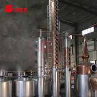alcohol production equipment,industrial alcohol distillation equipment,alcohol distillation plant