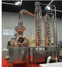 1200LBrandy Vodka Gin distiller commercial distillery equipment for sale