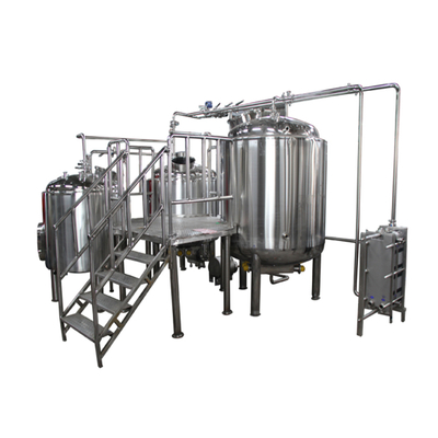 500l beer brewing machine stainless steel used brewery equipment for sale